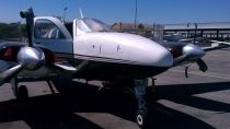 77 Beechcraft Baron 58 P Parting Out