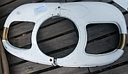 Cessna 310/320 nose bowl cowls