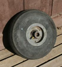 Cessna 300 & 400 Front Wheel