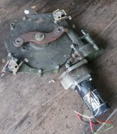 Cessna 400 Series Mechanical Gear Motor