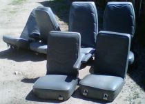 Cessna 310 Leather Seats