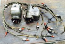 Bendix magnetos w/ harness