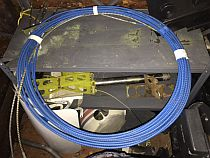 Cessna 421C Throttle Prop & Mixture Cables