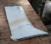 Cessna 310 320 340 401 402 414 421  main gear door